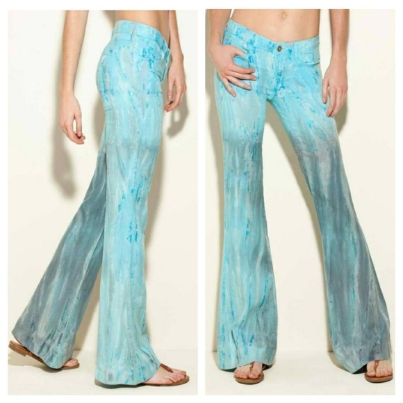 c57c408acafd2 Guess Pants | Brand New Womens Brittney Flare Linen | Poshmark